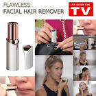 Women's Painless Facial Face Body Flawless Hair Removal Remover Trimmer Shaver $8.98 USD on eBay