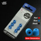 KZ Upgrade Original 3Pairs Noise Isolating Comfortble Memory Foam Ear Tips Pads
