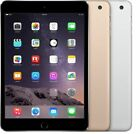 Apple iPad Mini 3 16GB 32GB 64GB 128GB WiFi + Cellular Gray Gold Silver