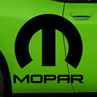 Mopar Logo Vinyl Decal Tailgate SUV Truck Vehicle Graphic Pickup Challenger Side $29.6 USD on eBay