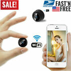 Night Vision Remote 1080P DVR Mini Spy Camera Wireless Wifi IP Home Security HD