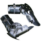 New pair of full arms bracers Medieval Warrior lord Armor Larp Ren Faire