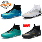 Men's Soccer Shoes Football Sneakers Soccer Cleats Outdoor Soccer Boots Size6-12