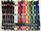 Nike Adidas Jordan Lanyard Detachable Keychain Badge ID Holder Free Shipping
