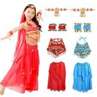 Childrens Dress Arab Oriental Belly Dance Costume Professional Dresses Girl Set