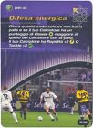 FOOTBALL CHAMPIONS 2001-02 2001 2002 CARD CARDS CARTE AZIONE SET BASE CALCIATORI