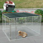 Outdoor Dog / Pet Cage Cover Pet House Sun Shade Kennel Covers-UV Free Shipping