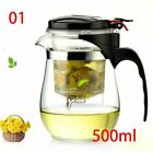 Chinese Teapot High quality Heat Resistant Glass Tea Set Puer Kettle Maker