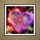DIY 5D Diamond Paint Abstract Embroidery Cross Stitch Craft Home Decor
