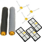 Filter Extractor Replacement Kit Side Brush For Irobot Roomba 880 870 800
