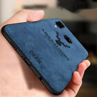 For Xiaomi Redmi Note 7 Case Fabric Cloth Leather Soft Silicone TPU Hard Cover $2.98 USD on eBay