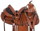Pro Gaited Western Saddle 15 16 17 18 Endurance Pleasure Trail Leather Tack