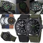 Military Men's Date Sport Stainless Steel Army Watch Analog Quartz Wrist Watches image