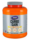NOW Carbo Gain 100% Complex Carbohydrates Weight Gain 8 Lbs. $28.43 USD on eBay