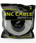 Crystal Vision 1080p HD Professional CCTV Surveillance BNC Cable (60ft to 200ft)