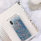 Liquid Quicksand Glitter Shiny Bling Sparkle Sexy Silicone Cover Case For Huawei