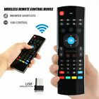 Mini 1/10/50/100/200 PCS 2.4G Wireless Keyboard Air Mouse Remote Control LOT TO