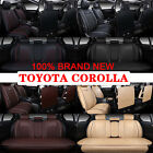 5 Seats Car Seat Mat Cover 3D Surround Cushion Breathable YR Fits Toyota Corolla on eBay