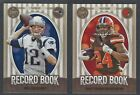 2019 Panini Legacy RECORD BOOK Inserts Complete Your Set You Pick!