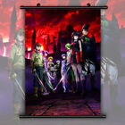 Akame ga KILL Anime HD Print Wall Poster Scroll Home Decor