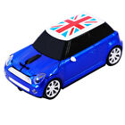 2.4G BMW Mini Cooper car Wireless Mouse Gaming mice for PC Laptop Mac LED LIGHT