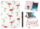 Universal Executive Wallet Case Cover Folio Fits Teclast M20 4G 10.1 Inch Tablet