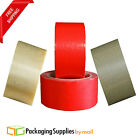 PVC Packing Tape High Quality Sealing Packaging Tapes Choose Color, Size & Pack