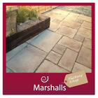 GARDEN PATIO PAVING MILLSTONE NEXT PAVE HONEY GOLD MINIMUM ORDER 5 PACKS