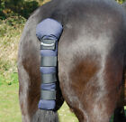 Rhinegold Cotton Padded Tail Guard Horse Pony Travel Stable Protection Wrap