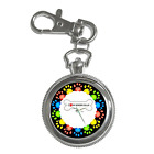 I LOVE MY DOG **CHOOSE YOUR DOG BREED** DOG LOVER'S KEYCHAIN WATCH - SUPER ITEM