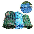 3*2M Camping Military Training Camouflage Net Woodland Hide Cover Sunshade New