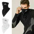 Breathable High Elasticity Cool Sun Block Face Mask Neck Scarf Sport Motorcycle