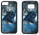 CAROLINA PANTHERS PHONE CASE COVER FITS iPHONE 7 8+ XS MAX SAMSUNG S10 S9 S8 S7 $13.5 USD on eBay