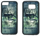 SEATTLE SEAHAWKS PHONE CASE COVER FITS iPHONE 6 7 8+ XS MAX SAMSUNG S10 S9 S8 S7 $13.5 USD on eBay