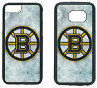 BOSTON BRUINS PHONE CASE COVER FITS iPHONE 6 7 8+ XS MAX SAMSUNG S10 S9 S8 S7 S6 $13.5 USD on eBay