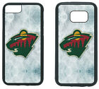 MINNESOTA WILD PHONE CASE COVER FITS iPHONE 7 8+ XS MAX SAMSUNG S10 S9 S8 S7 S6 $13.5 USD on eBay