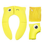 Foldable Toddler Potty Training Seat Cover Non Slip Silicone Pad for Home Travel