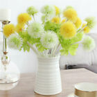 6pcs Bouquet Artificial Silk Dandelion Fake Garden Plant Flower Home Decor Diy