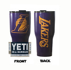 (YETI) Los Angeles Lakers (Powder Coated 30 oz)Powder Coat NO VINYL on eBay