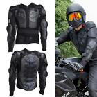 Motorcycle MX Full Body Armor Protector Jacket Spine Chest Protection Riding