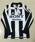 Juventus soccer Home 1996-1997 Retro LS Jersey