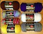 Red Heart With Love Yarn soft acrylic yarn 10 color choices all full SKEINS