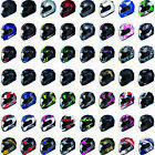 HJC CL-17 FULL FACE MOTORCYCLE STREET HELMET DOT AND SNELL MULTIPLE SIZE/COLOR $134.99 USD on eBay