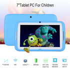 7'' Inch 16GB Kids Tablet PC Android 7.1 Dual Camera WiFi 8GB Bundle Proof Case