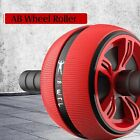AB WHEEL ROLLER Home Gym Abdominal Core Exercise Fitness Abs Workout Equipment   image