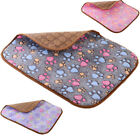 Sweat Absorption Pet Mat Cat Cooling Paws Mattress Double Sided Anti Slip