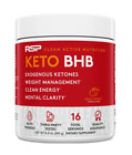 RSP Nutrition Keto BHB Carbohydrate Free Fuel featuring goBHB® Ketones 16 Servin $39.99 USD on eBay