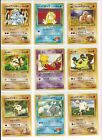 Japanese Old School Vintage Pokemon TCG CCG Cards  / Choose from List (Choice) $0.99 USD on eBay