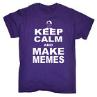 Funny Kids Childrens T-Shirt tee TShirt - Keep Calm Make Memes