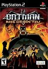 .PS2.' | '.Batman Rise Of Sin Tzu.